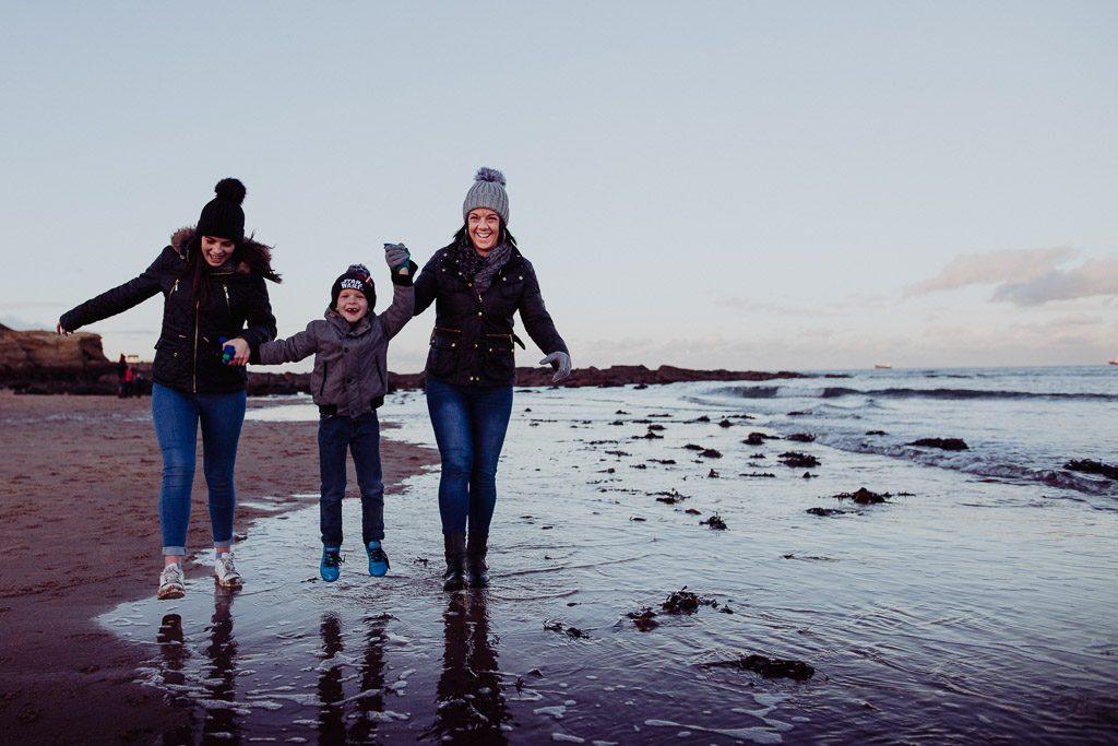 Tyne mouth Family Photographer