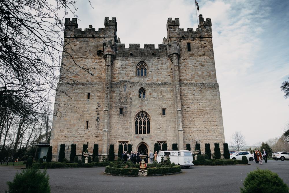 Langley Castle Wedding Photographer