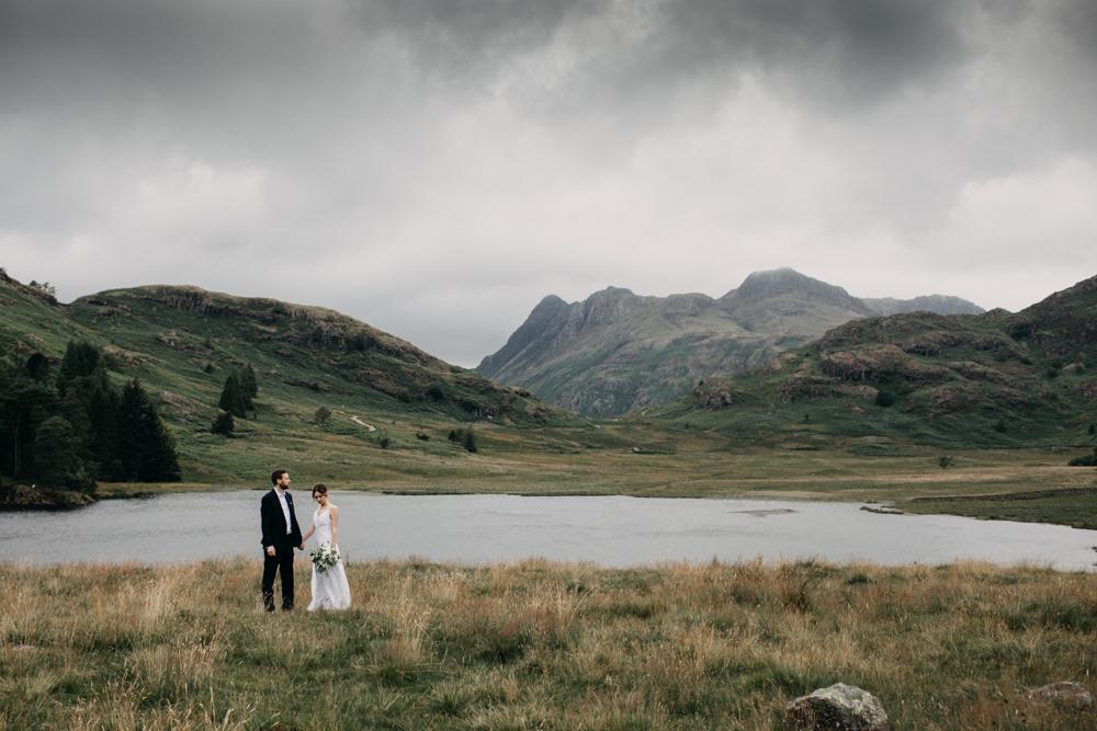 Blea Tarn Wedding Photography