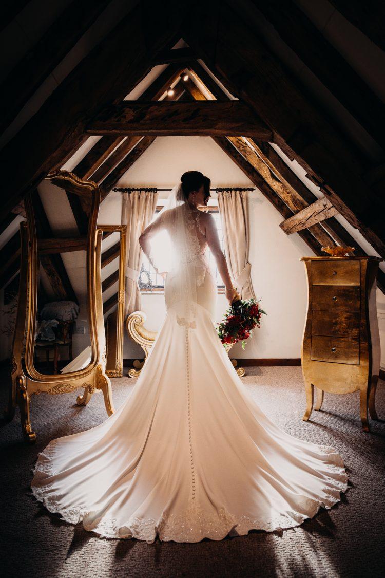 Crook Hall and Gardens Wedding Photographer