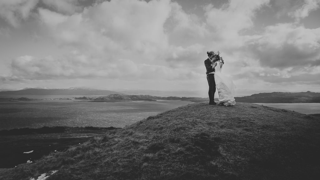 Scottish Elopement on Skye
