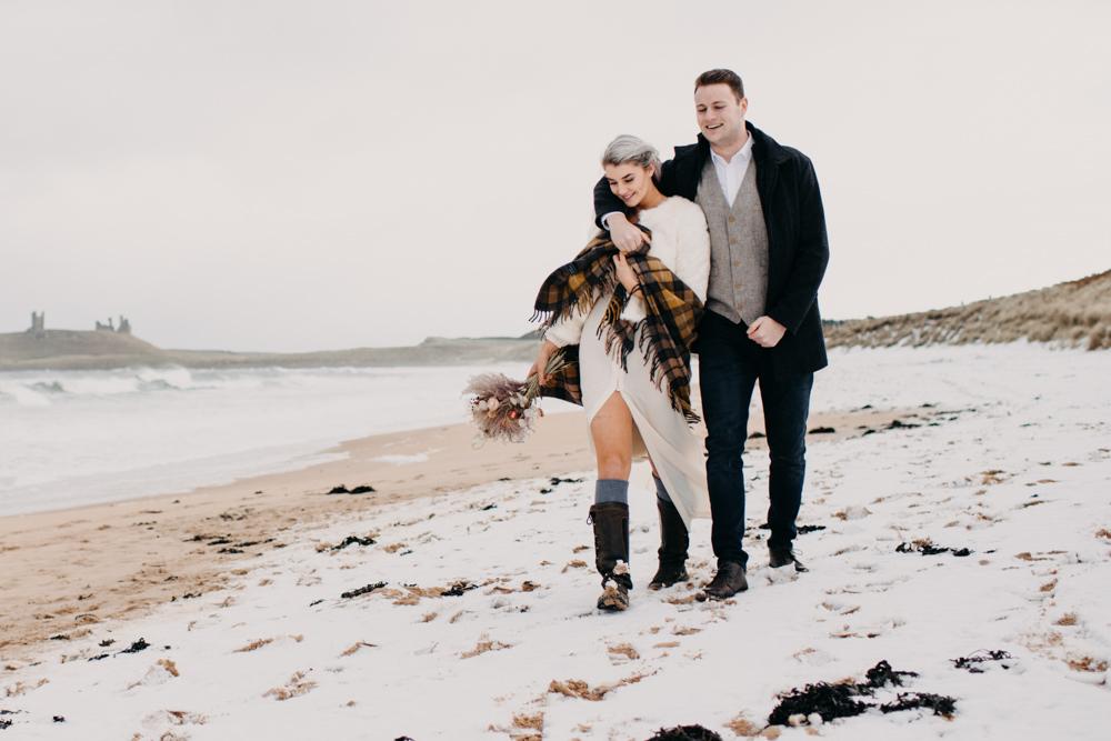 Northumberland couples shoot