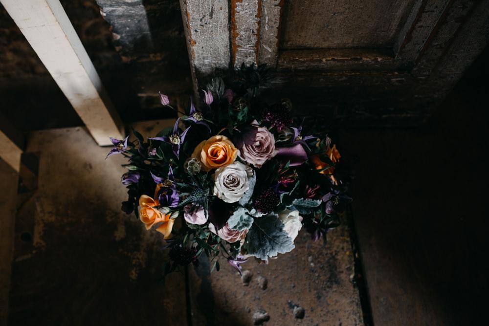 Camden Elopement Wedding, Alternative Wedding Camden