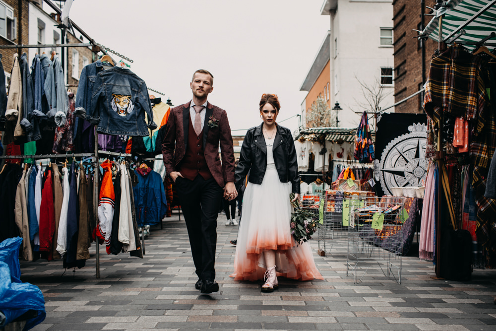 Camden Alternative Wedding