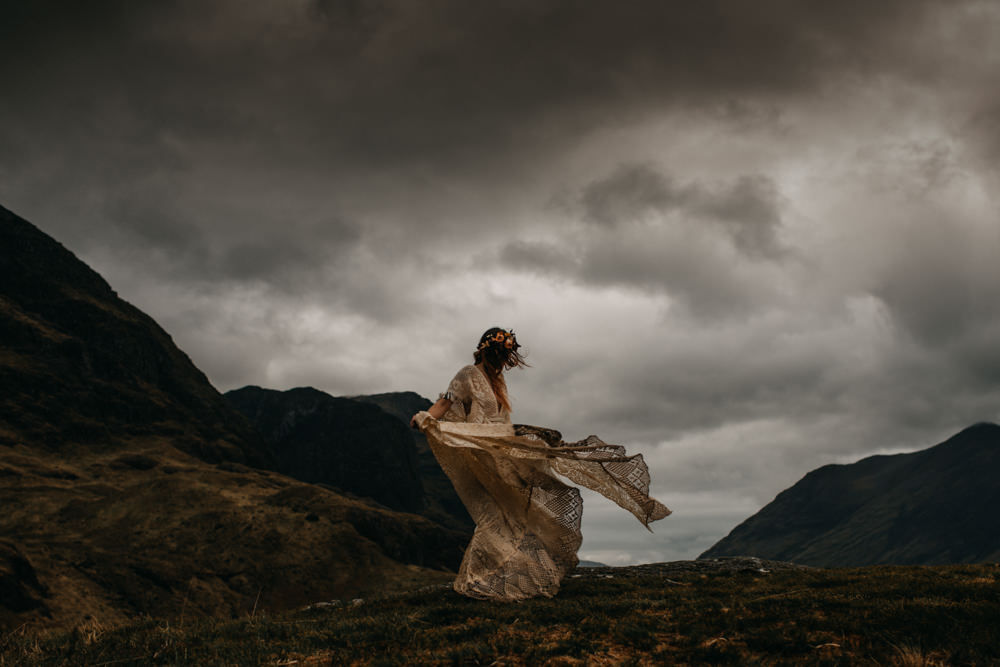 Scottish Elopement Glencoe Highlands