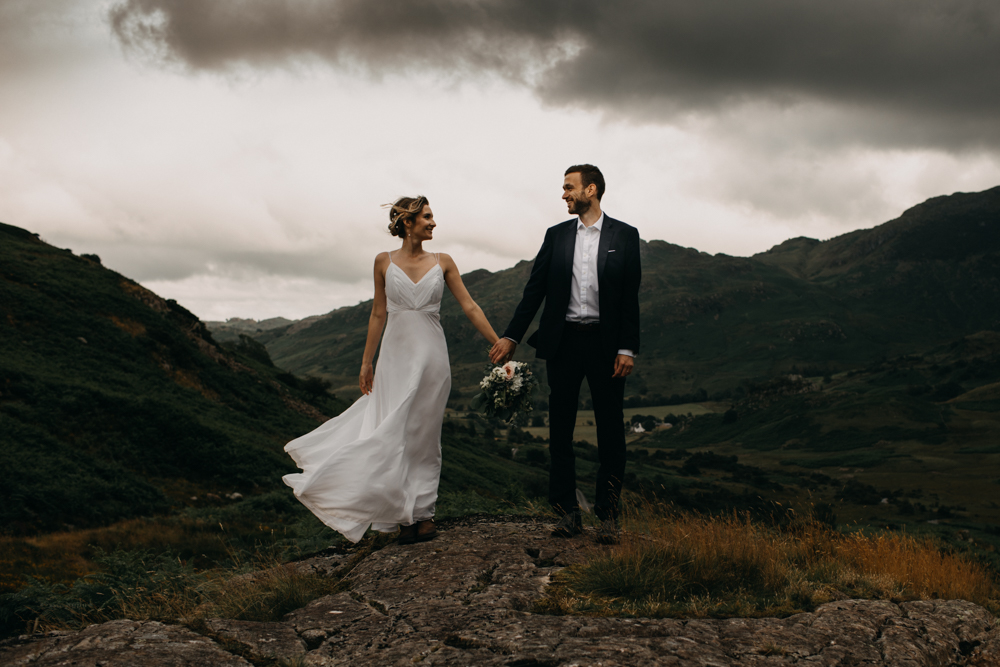 Lake District Elopement Photographer
