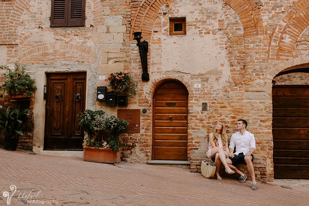Tuscany couples photo Shoot