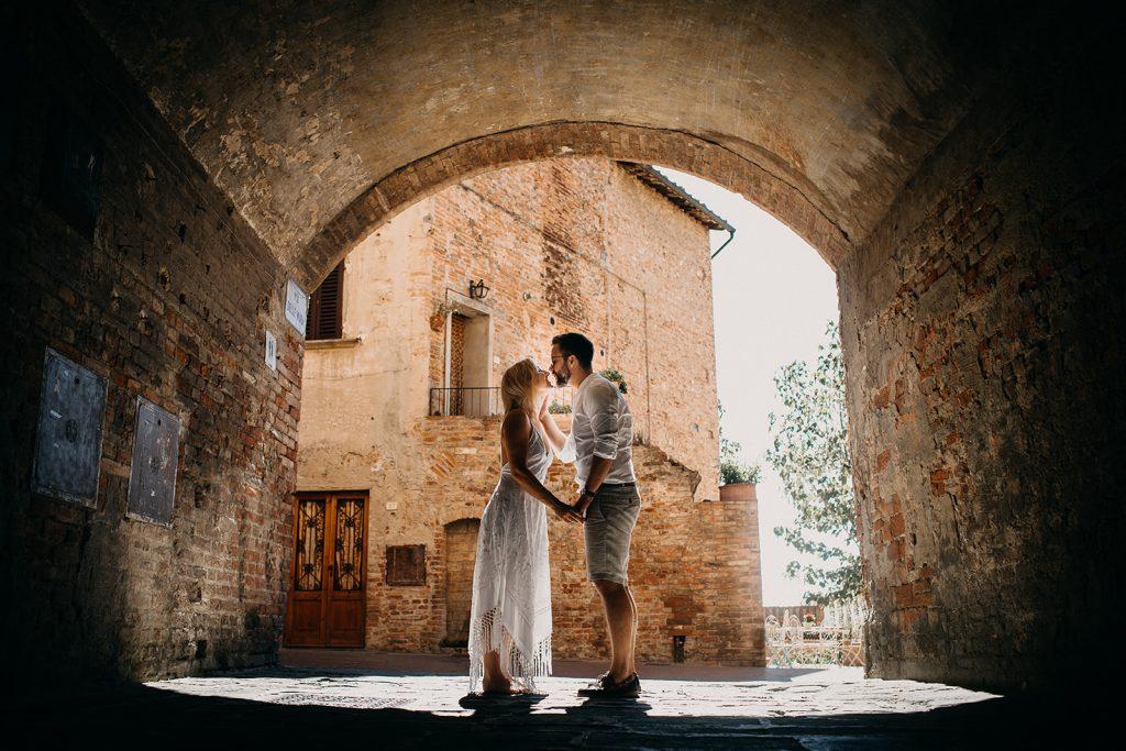 italy post wedding shoot