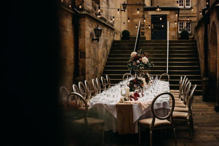 Micro wedding Matfen Hall