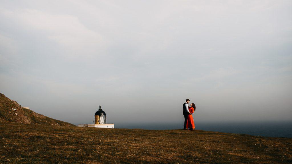 Scottish borders elopement