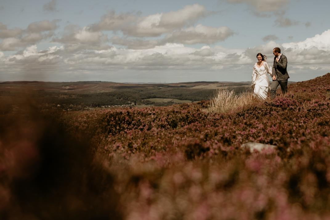 Northumberland Elopement Photographer