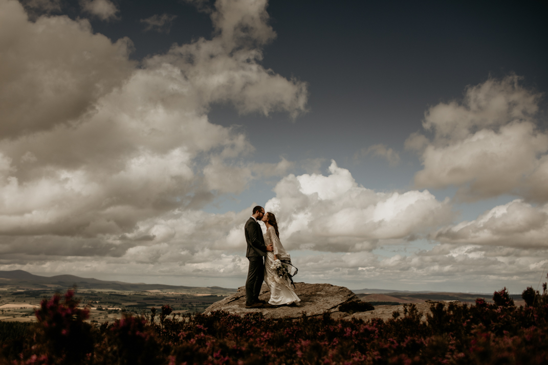 Northumberland Elopement Photographer