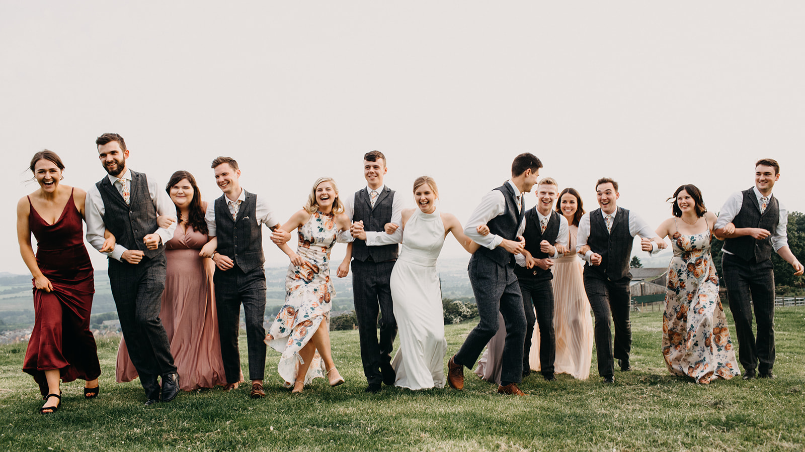 New Close Farm Marquee Wedding