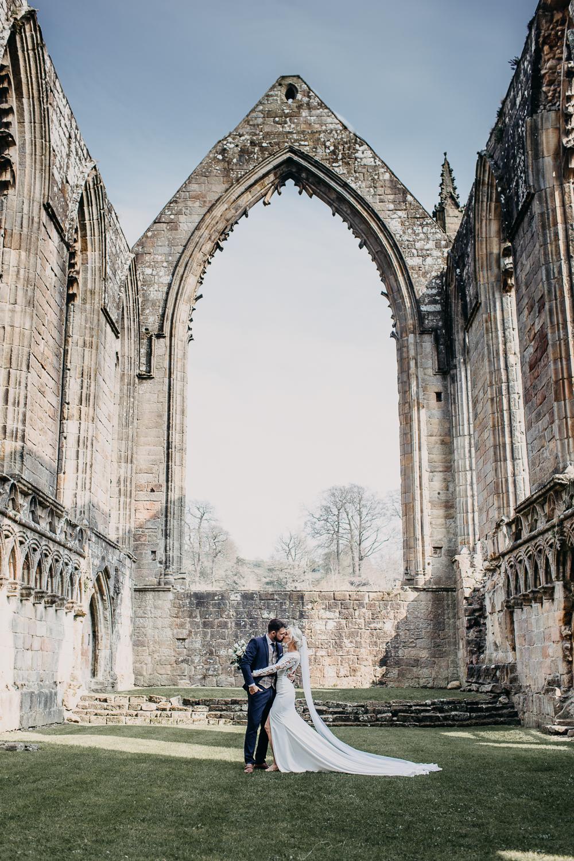 Tithe Barn Bolton Abbey Wedding Photographer