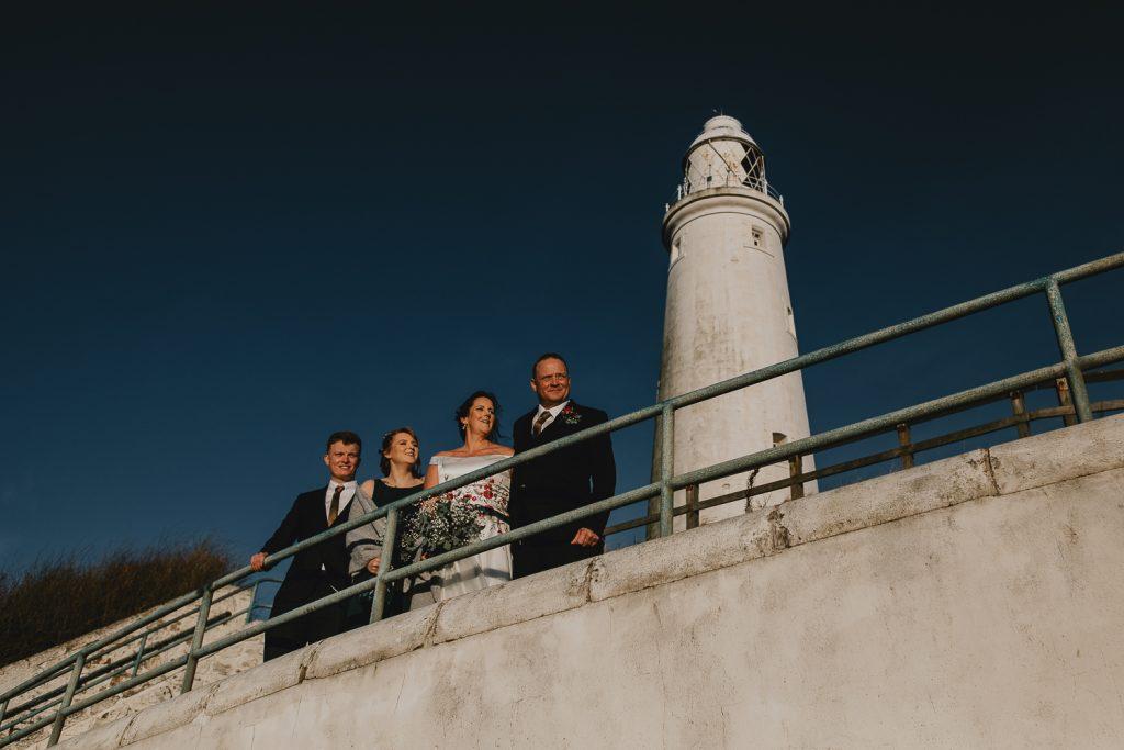 Mini Wedding St Mary's Lighthouse