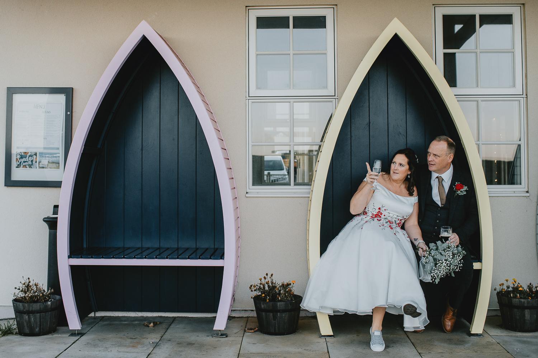 Whitley Bay Mini Wedding