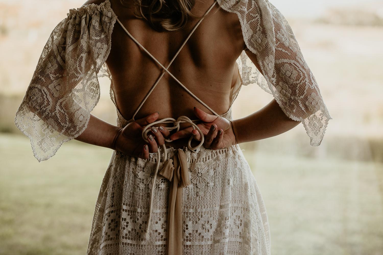 Reclamation Dress Isle of Skye