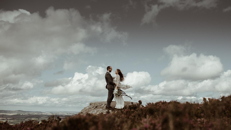 Northumberland Wedding and Elopement Photographer