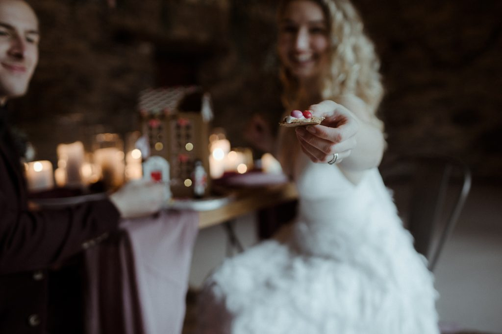 Lake District elopement