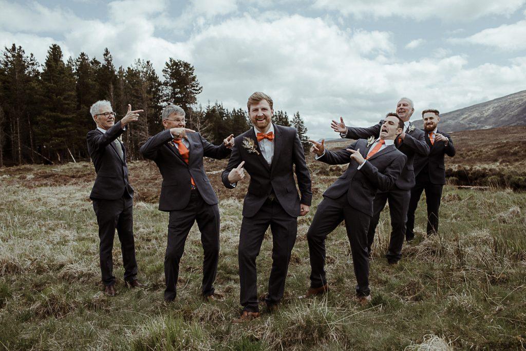 Kingshouse Hotel Wedding Photographer